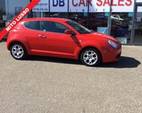 USED 2009 09 ALFA ROMEO MITO 1.4 LUSSO 16V 3d 95 BHP NO DEPOSIT AVAILABLE, DRIVE AWAY TODAY!!