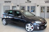 """USED 2012 61 VOLKSWAGEN GOLF 2.0 GTI 5d 210 BHP FULL BLACK LEATHER SEATS + FULL SERVICE HISTORY + HEATED FRONT SEATS + SAT NAV + DAB RADIO + BLUETOOTH + ANDROID CAR PLAYER + CRUISE CONTROL + AIR CON + 18"""" ALLOYS"""
