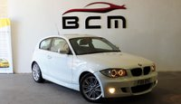 2011 BMW 1 SERIES 2.0 120D M SPORT 3d 175 BHP £SOLD