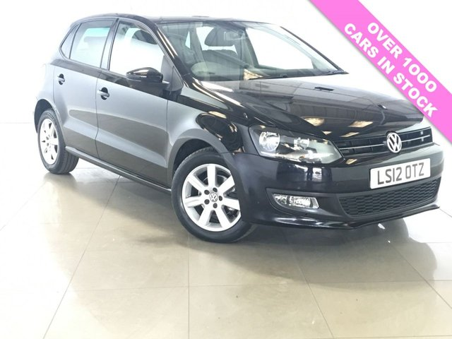 View our 2012 12 VOLKSWAGEN POLO 1.2 MATCH TDI 5d 74 BHP