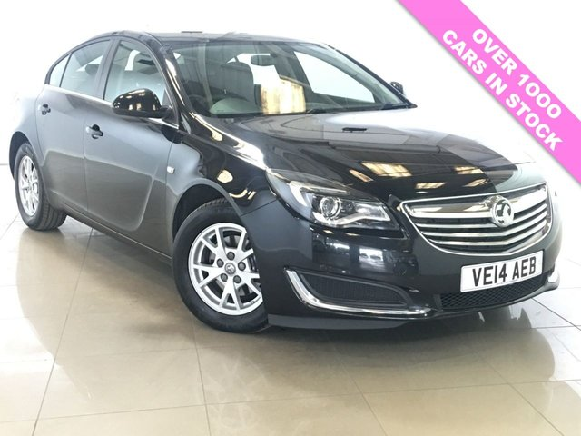 View our 2014 14 VAUXHALL INSIGNIA 2.0 DESIGN CDTI ECOFLEX S/S 5d 138 BHP