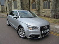 USED 2012 12 AUDI A1 1.4 TFSI SPORT 3d AUTO 122 BHP ++ ONLY 28000 MILES ++