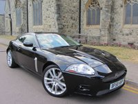 USED 2008 58 JAGUAR XKR 4.2 XKR 2d AUTO 416 BHP ++ ONLY 64000 MILES ++