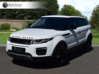 USED 2017 67 LAND ROVER RANGE ROVER EVOQUE 2.0 TD4 SE TECH 5d AUTO 177 BHP 2018 MODEL YEAR VAT QUALIFYING