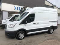 USED 2016 66 FORD TRANSIT 2.2 290 TREND L2 H3 125  BHP 6 SPEED