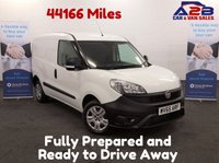 USED 2015 65 FIAT DOBLO 1.2 16V MULTIJET 90 BHP Low Mileage 44159, Recently Service, 4.9 % Flat Rate Finance Available  **Drive Away Today** Over The Phone Low Rate Finance Available, Just Call us on 01709 866668