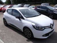 USED 2015 15 RENAULT CLIO 0.9 DYNAMIQUE MEDIANAV ENERGY TCE S/S 5d 90 BHP **Economical  -  Great Spec - F.S.H - Excellent car -  Sat nav - Bluetooth - Drives superbly**