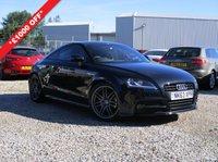 2013 AUDI TT 2.0 TFSI BLACK EDITION 2d 208 BHP £13995.00