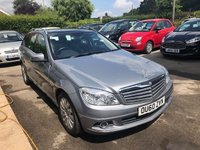 2010 MERCEDES-BENZ C CLASS 2.1 C220 CDI BLUEEFFICIENCY ELEGANCE 5d 170 BHP £7999.00