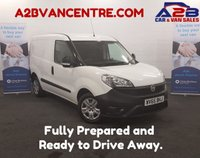 USED 2015 65 FIAT DOBLO 1.2 16V MULTIJET 90 BHP Low Mileage 45996,Recently Serviced, 4.9 % Flat Rate Finance Available **Drive Away Today** Over The Phone Low Rate Finance Available, Just Call us on 01709 866668