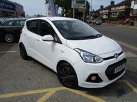 USED 2015 15 HYUNDAI I10 1.0 SE 5d 65 BHP 1 Owner, Low Mileage & Full Service History