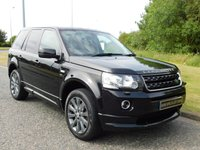 USED 2013 13 LAND ROVER FREELANDER 2.2 SD4 DYNAMIC 5d AUTO 190 BHP SAT NAV, LEATHER, HST BODYKIT