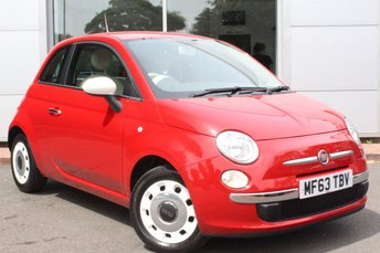2013 FIAT 500 1.2 COLOUR THERAPY 3d 69 BHP £5249.00