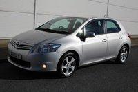 2011 TOYOTA AURIS 1.4 TR D-4D 5d 89 BHP £4990.00