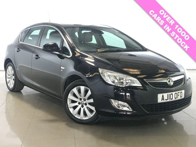 View our 2010 10 VAUXHALL ASTRA 1.6 SE 5d 113 BHP