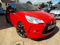 2012 CITROEN DS3 1.6 E-HDI DSTYLE PLUS 3d 90 BHP £3995.00