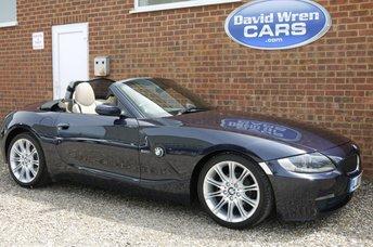 2007 BMW Z4 2.0 Z4 SPORT ROADSTER 2d 148 BHP £SOLD