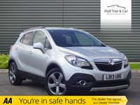 USED 2013 13 VAUXHALL MOKKA 1.7 SE CDTI S/S 5d 128 BHP LEATHER,DAB,BLUETOOTH,SAT NAV