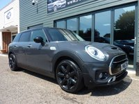 2016 MINI CLUBMAN 2.0 COOPER SD 5d 188 BHP £SOLD