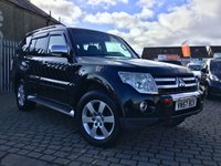 USED 2007 02 MITSUBISHI SHOGUN 3.2 GLX WARRIOR LWB DI-D 5d 160 BHP PRICE INCLUDES A 6 MONTH RAC WARRANTY, 1 YEARS MOT WITH 12 MONTHS FREE BREAKDOWN COVER