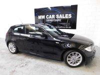 2010 BMW 1 SERIES 2.0 118D M SPORT 3d 141 BHP £4690.00