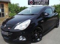 2011 VAUXHALL CORSA 1.6 VXR 3d 189 BHP £5290.00