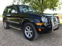 2006 JEEP CHEROKEE 2.8 LIMITED CRD 5d 161 BHP £2990.00