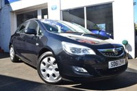2011 VAUXHALL ASTRA 1.6 EXCLUSIV 5d 113 BHP