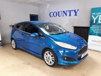 USED 2013 63 FORD FIESTA 1.0 ZETEC 3d 99 BHP * STUNNING CAR WITH HISTORY *