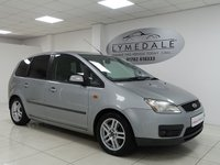 USED 2004 04 FORD C-MAX 2.0 C-MAX ZETEC TDCI 5d 136 BHP MOT 22.5.19, DRIVES GREAT, FITTED TOWBAR