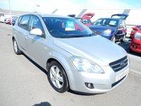 USED 2009 59 KIA CEED 1.4 SR-7 5d 104 BHP
