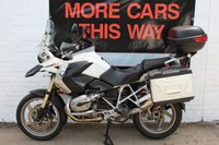 USED 2009 BMW R SERIES R1200 GS 1200cc GS1200 FULL LUGGAGE SET ** FINANCE AVAILABLE ** PX WELCOMED **