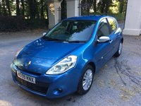 USED 2010 59 RENAULT CLIO 1.1 I-MUSIC 16V 5d 74 BHP