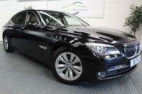 USED 2010 BMW 7 SERIES 3.0 730LD SE 4d AUTO 242 BHP