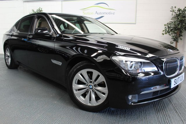 2010 BMW 7 SERIES 3.0 730LD SE 4d AUTO 242 BHP