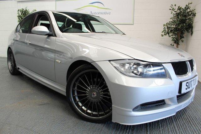 2007 56 BMW ALPINA D3 2.0 4d 197 BHP