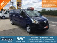 2014 RENAULT TRAFIC LL29 BUSINESS ENERGY 1.6 DCI L2 **ONE OWNER DIRECT** £8495.00