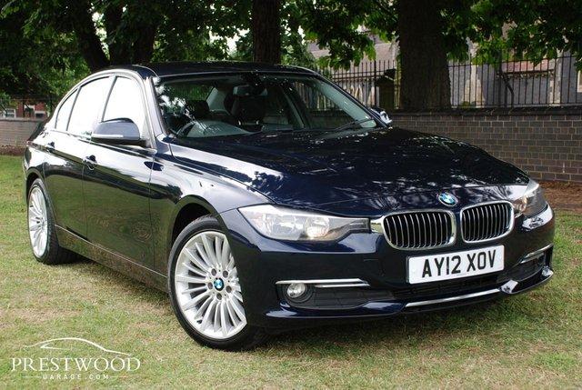 2012 12 BMW 3 SERIES 320D LUXURY [185 BHP] 4 DOOR SALOON * ECO MODEL *