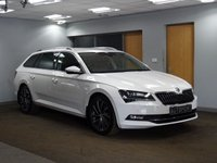 USED 2016 16 SKODA SUPERB 2.0 LAURIN AND KLEMENT TDI DSG 5d AUTO 148 BHP