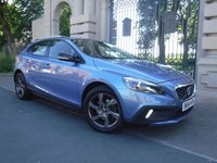 2014 VOLVO V40 1.6 D2 CROSS COUNTRY LUX 5d 113 BHP £10995.00