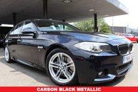 2014 BMW 5 SERIES 3.0 535D M SPORT 4d 309 BHP £18990.00