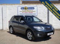 USED 2011 61 HYUNDAI SANTA FE 2.2 PREMIUM CRDI 5d 194 BHP All Hyundai History Huge Spec 0% Deposit Finance Available