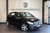 USED 2009 09 MERCEDES-BENZ B CLASS 2.0 B180 CDI SPORT 5DR 109 BHP + HALF BLACK LEATHER INTERIOR + FULL SERVICE HISTORY +  BLUETOOTH + SPORT SEATS + AUXILIARY PORT + 17 INCH ALLOY WHEELS +
