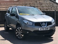 USED 2014 14 NISSAN QASHQAI 1.6 DCI 360 IS 5d 130 BHP