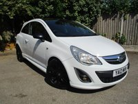 2012 VAUXHALL CORSA 1.2 LIMITED EDITION 3d 83 BHP £4795.00