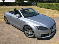 USED 2009 59 AUDI TT 2.0 TFSI S LINE SPECIAL EDITION 2d AUTO 200 BHP Full Audi History Full Audi Service History, MOT 06/19, Recently Serviced, Truly Stunning Unmarked Example, Bluetooth Handsfree, Cruise Control, BOSE Audio, Audi Demo +1 Private Owner, Rare Special Edition, Heated Seats, Electric Retractable Windbreaker, Dual Zone Climate A/C, Blistering Performance And Handling, S Line Embossed Leather/Alcantara Seats, X2 Keys, Full Electric Roof, Full Carpet Mat Set, Very Very Clean And Tidy Example, S Line Flat Bottom Steering Wheel, You Will Not Be Dissapointed!!!