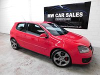 USED 2006 06 VOLKSWAGEN GOLF 2.0 GTI 3d 197 BHP