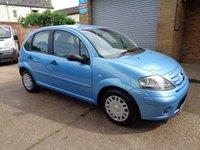 2007 CITROEN C3 1.4 SX 5d 73 BHP £1799.00