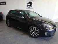 USED 2010 10 VOLKSWAGEN GOLF 2.0TDI ( 170ps ) GTD  10 reg only done 82,000 miles