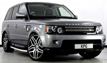 2011 LAND ROVER RANGE ROVER SPORT 3.0 SD V6 HSE 4X4 5dr Auto [8] £22750.00